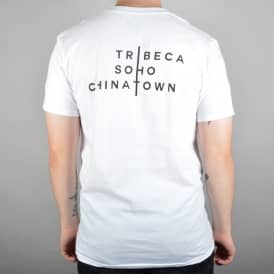 Film Festival T-Shirt - White