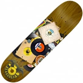 Cardiel Studio 18 Records Skateboard Deck 8.125