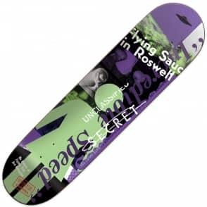 Girl Skateboards Crailtap Magic Skateboard Deck 8.25