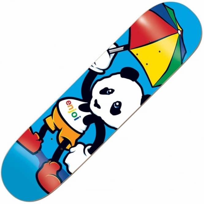 Cartoon Panda Skateboard Deck 8 0