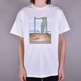 Carving Skate T-Shirt - White