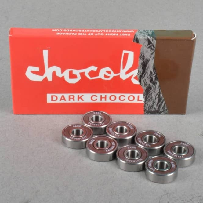 Chocolate Skateboards Chocolate Dark Chocolate Skateboard Bearings