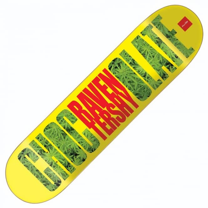 Chocolate Skateboards Tershy Big Chocolate Skateboard Deck 8.5''