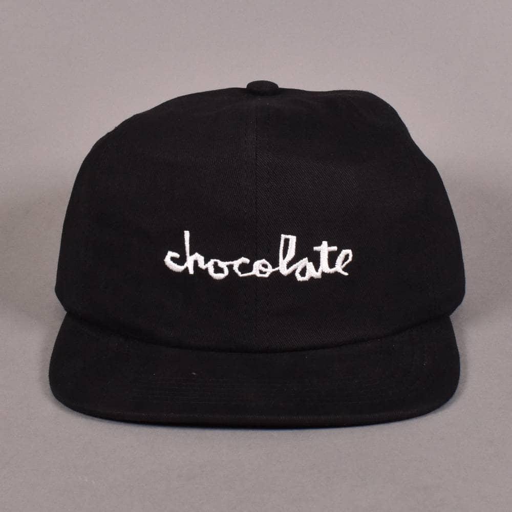 Chocolate Skateboards Clothing Chunk Strap-back 6 Panel Cap Hat