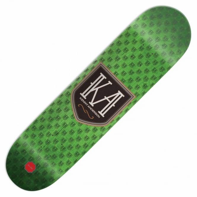 Chocolate Skateboards Kenny Monogram Skateboard Deck 8.125''