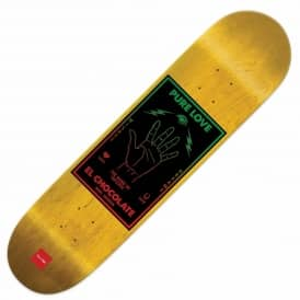 Chocolate Skateboards MJ Black Magic Skateboard Deck 8.125''