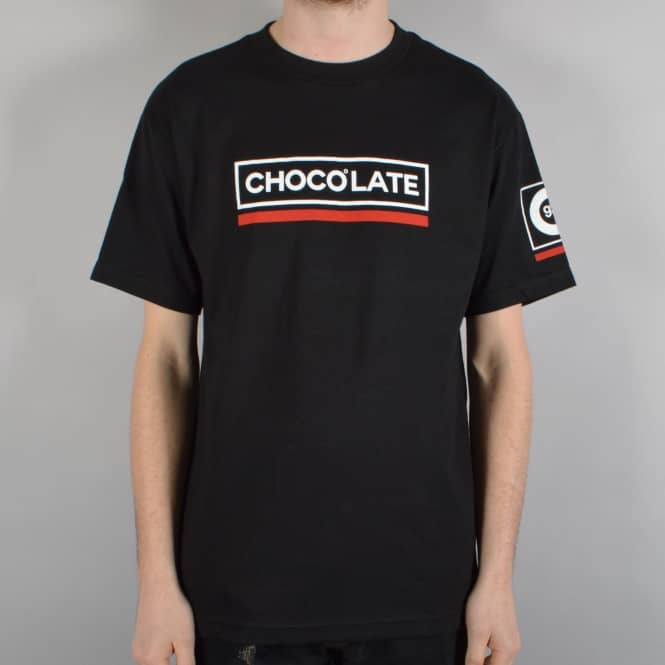 Chocolate Skateboards Sport Skate T-Shirt - Black