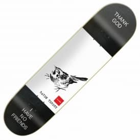 Tershy Solitary Animals Skateboard Deck 8.5''