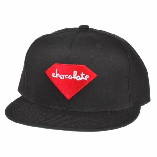 Chocolate Skateboards Chocolate X Diamond Supply Co. Snapback Cap ... fb6033590c3