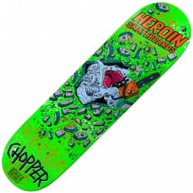 Chopper Shark Skateboard Deck 8.0