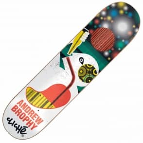 Cliche Skateboards Andrew Brophy Motion Impact Plus Skateboard Deck 8.25''