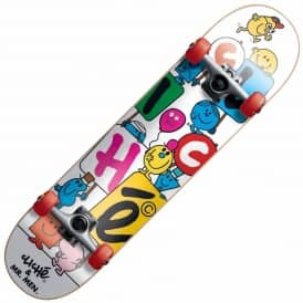 Cliche Skateboards Characters Complete Youth Skateboard 7""