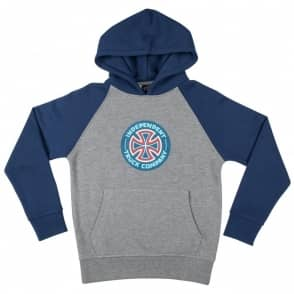 Independent Trucks Youth OGBC Pullover Hoodie - Hunter Green - SKATE ... 6d9f13e6948