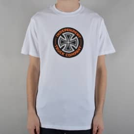 Combo TC Skate T-Shirt - White