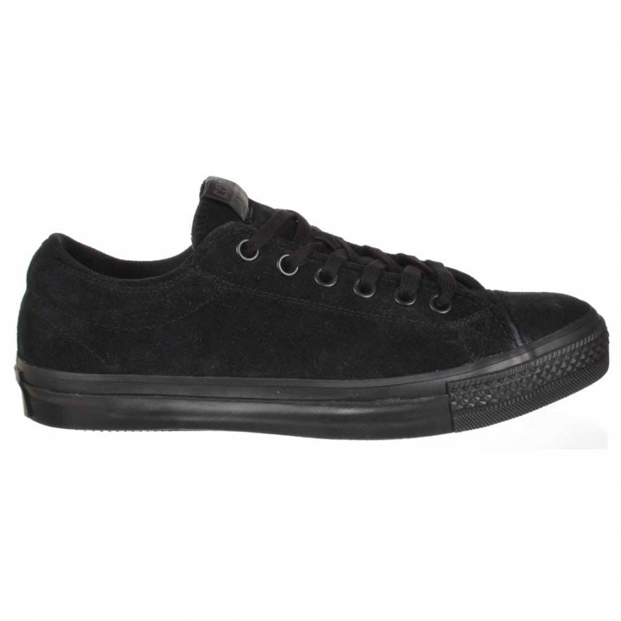 Converse Converse Cons CTS OX Black/Black Skate Shoes - Converse from