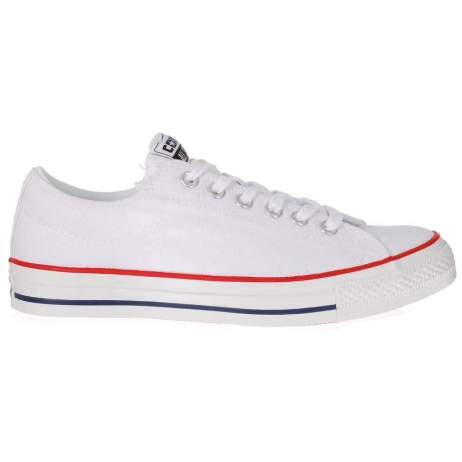 Converse Converse Cons CTS OX White/Denim Skate Shoes ...
