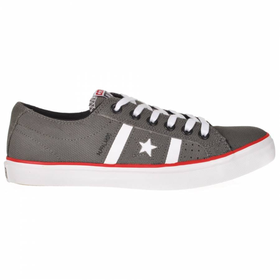 Converse Converse Cons Pappalardo OX Charcoal/White Skate ...