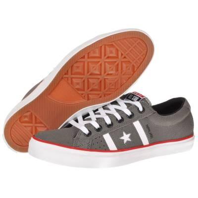 61985093f5fc Converse Cons Pappalardo OX Charcoal White Skate Shoes - Mens Skate ...