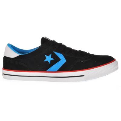 f228f7287c7e Converse Cons Trapasso Pro II OX Black Varsity Skate Shoes - Mens ...