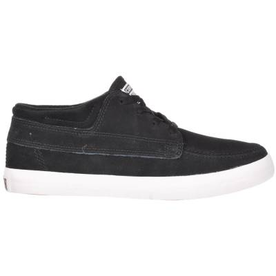 47f99b188bb0 Converse Skateboarding Sea Star LS Mid Skate Shoes - Black White ...