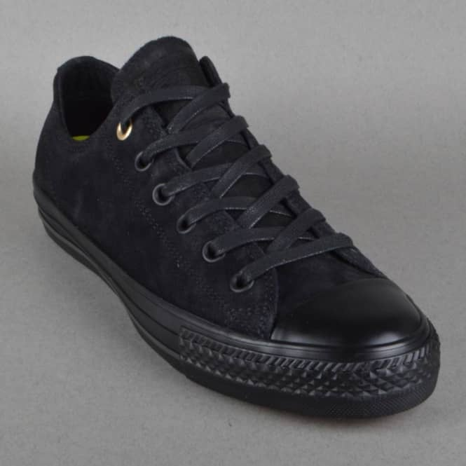 CTAS Pro OX Skate Shoes BlackBlack