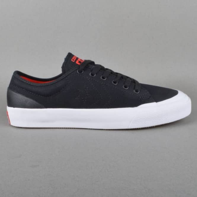 Converse Sumner OX Skate Shoes - Black/Casino