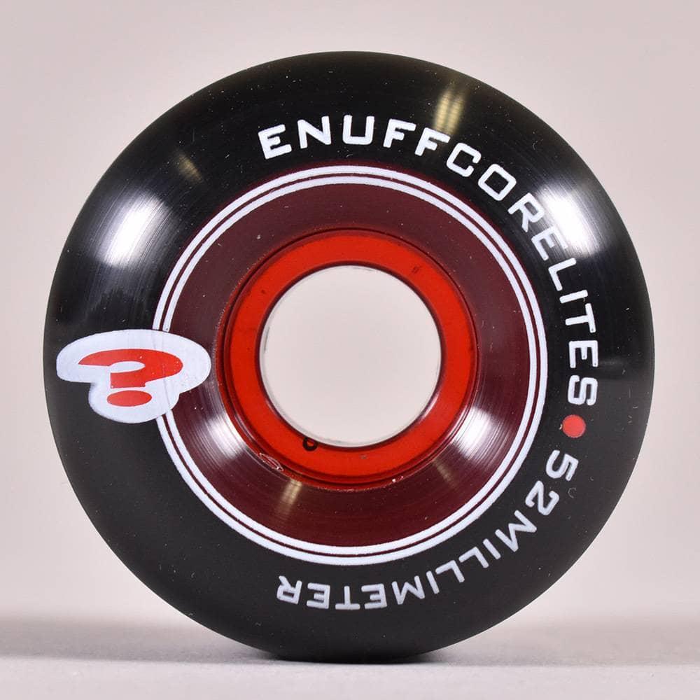 52mm Enuff Blue Corelites Skateboard Wheels