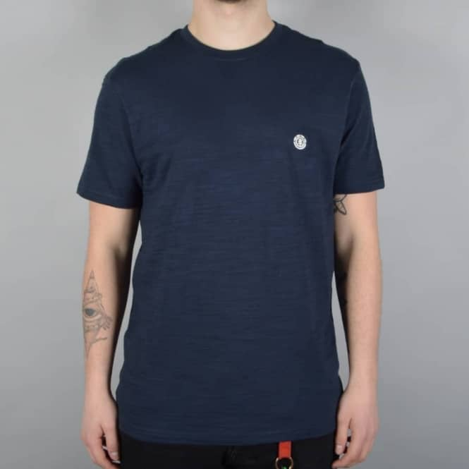 Element Skateboards Crail T-Shirt - Eclipse Navy