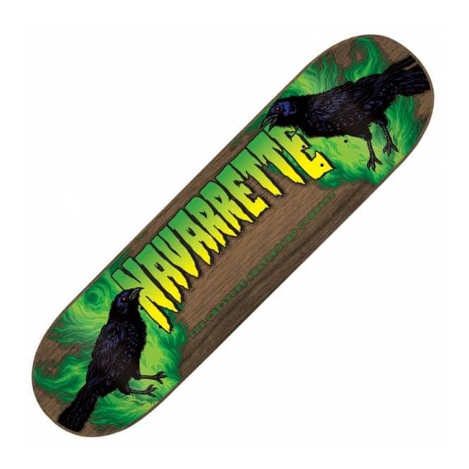 Creature Skateboards Creature Darren Navarrette Crows Skateboard Deck 8.8''