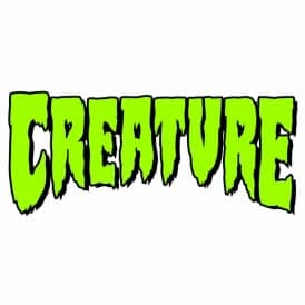 Creature Skateboards Creature Logo Sticker