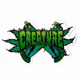 Creature Skateboards Creature OG Kush Skateboard Sticker