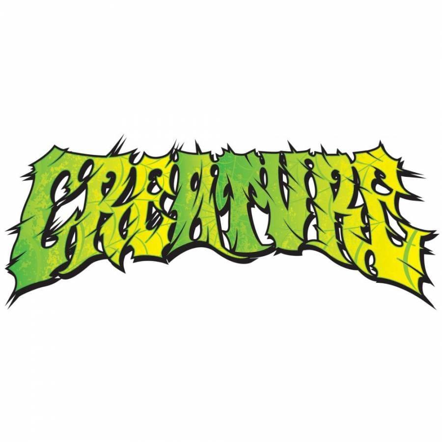 Creature Skateboards Creature Psych Skateboard Sticker ...