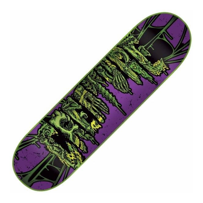Creature Skateboards Catacombs Medium Skateboard Deck 7.8