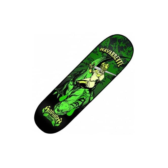 f4a35fa4 Creature Skateboards Creature Navarrette Savages Skateboard Deck 8.8 ...