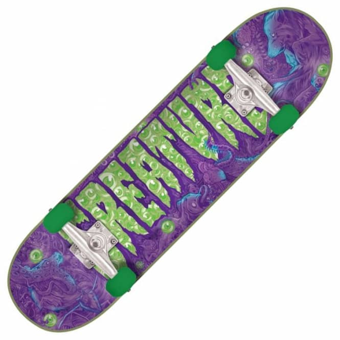 Creature Skateboards Detox Large Complete Skateboard 8.0