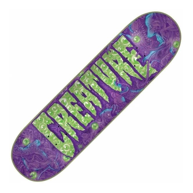 Creature Skateboards Detox Logo Large Skateboard Deck 8.375