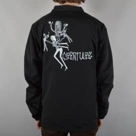 Creature Skateboards Handler Coach Jacket - Black