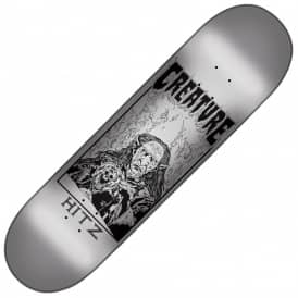 Creature Skateboards Hitz Plague Skateboard Deck 8.5""