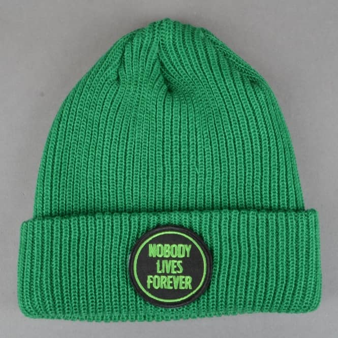 Creature Skateboards Nobody Long Shoreman Beanie - Green