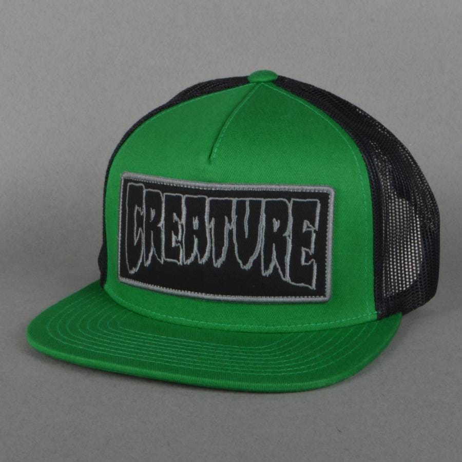 Creature Skateboards Hats Creature Skateboards Reverse