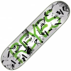 Creature Skateboards Reyes Humanoovers Skateboard Deck 8.0''
