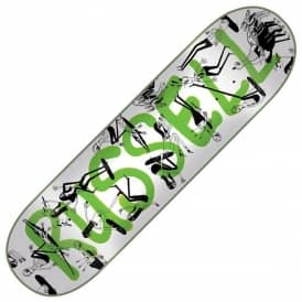 Creature Skateboards Russell Humanoovers Skateboard Deck 8.5''