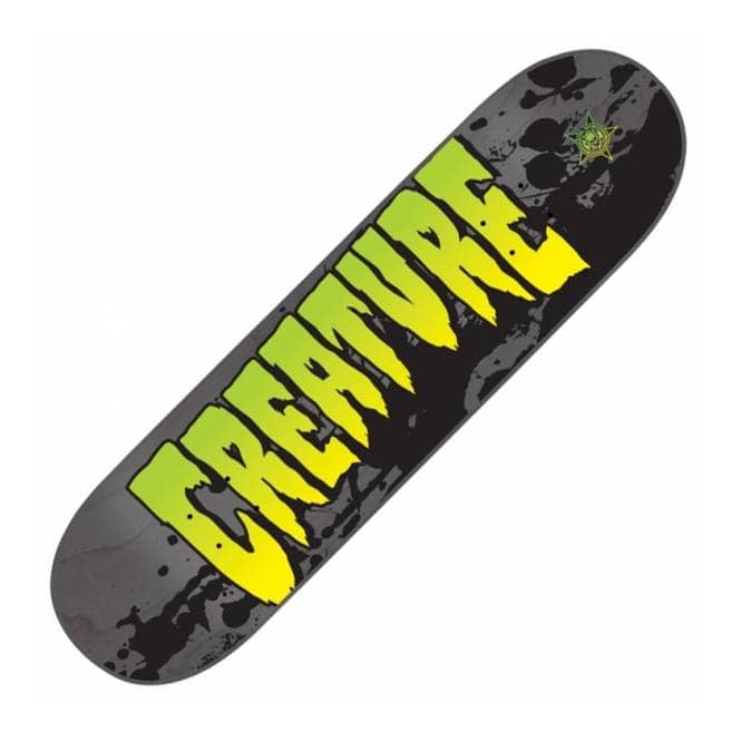 Creature Skateboards Stained II LG Skateboard Deck 8.6''