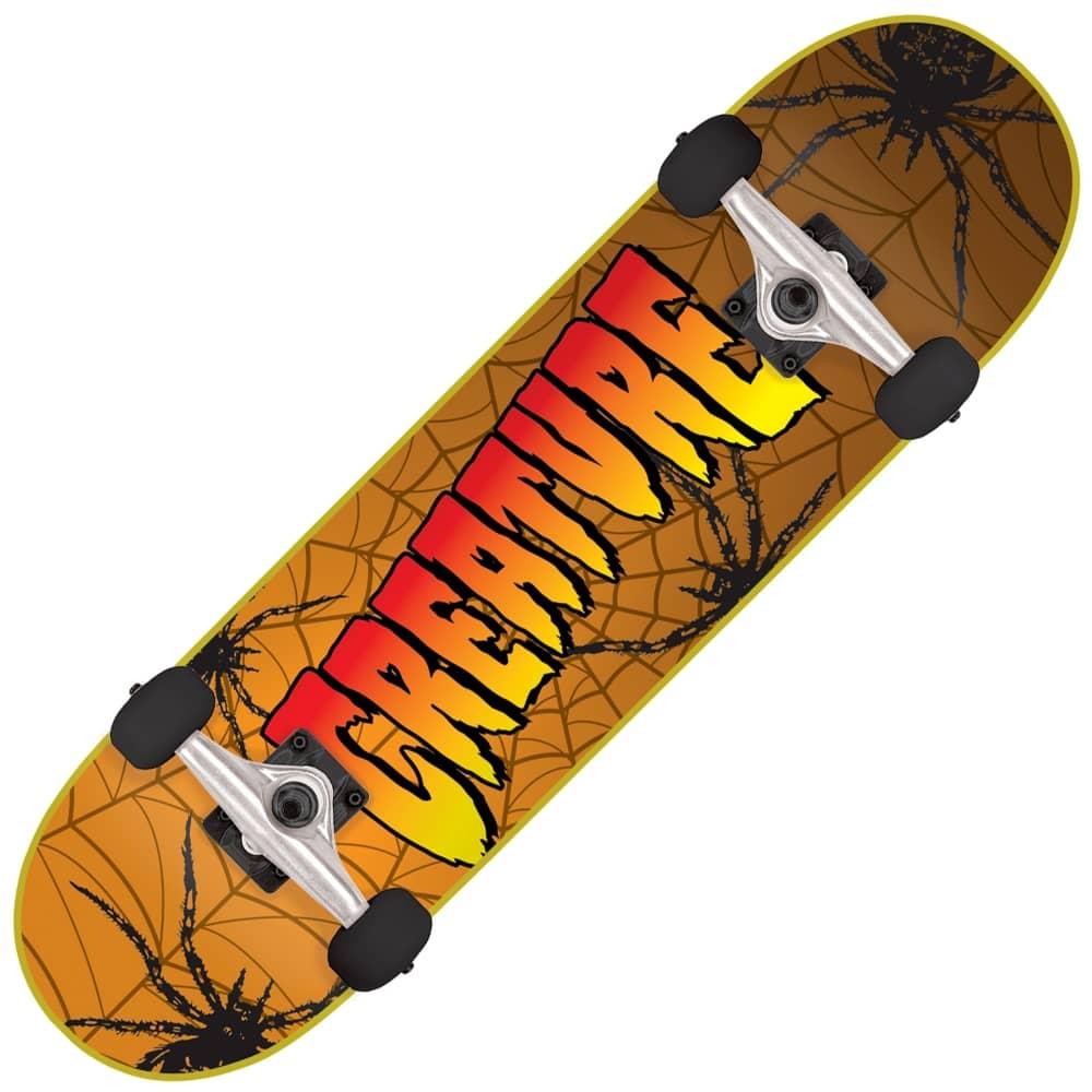 "Web Complete Skateboard 8"""