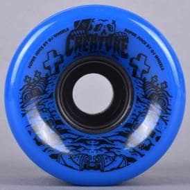 Creature Super Juice 78A Blue Skateboard Wheels 60mm