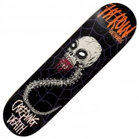 Creeping Death Skateboard Deck 8.25