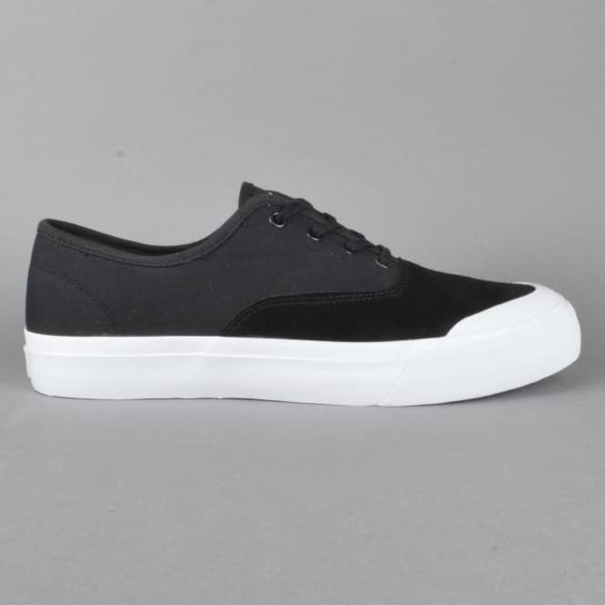 HUF Cromer Skate Shoes - Black/White