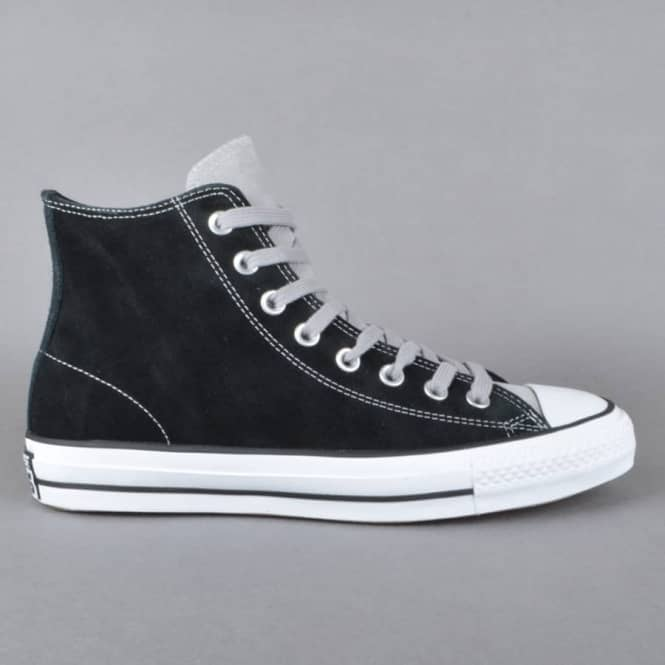 6ba7e0daecbd Converse CTAS Pro Hi Skate Shoes - Black Dolphin - SKATE SHOES from ...