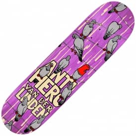 Daan Conference Call (Full Shape) Skateboard Deck 8.06