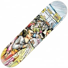Daan Mall Grab Skateboard Deck 8.12